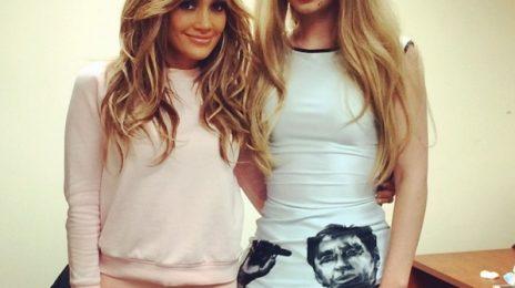 Jennifer Lopez Jams With Iggy Azalea At B96 Pepsi Summer Bash