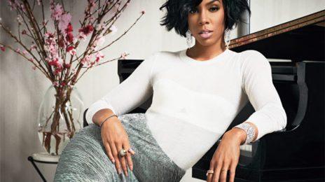 Kelly Rowland Rocks InStyle Magazine