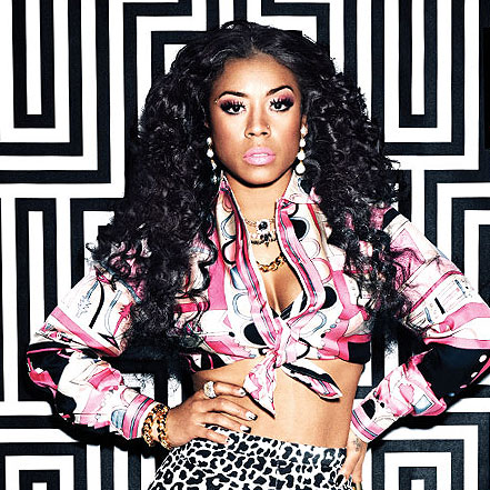 keyshia cole point of no return that grape juice 1 Hot Shot: Keyshia Cole Hits The Studio With...Jamie Foxx