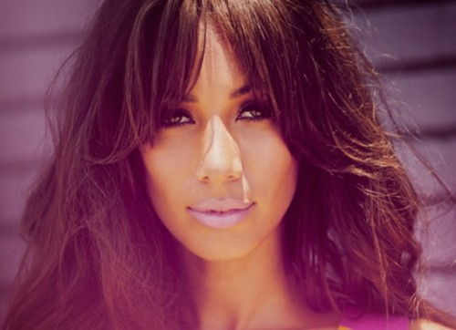 leona lewis that grape juice 45 Behind The Scenes: Leona Lewis Stars In Walking on Sunshine