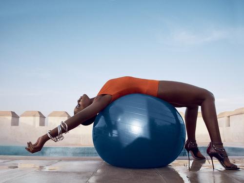 lupita vogue 1 Lupita Nyongo Covers Vogue