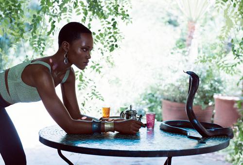 lupita vogue 2 Lupita Nyongo Covers Vogue