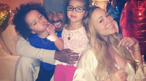 Hot Shots: Mariah Carey & Beyonce Celebrate Father's Day