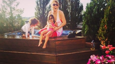 Hot Shots: Mariah Carey's Mommy Time With Monroe & Moroccan