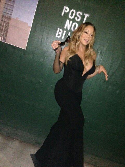 mariah carey nyc Hot Shots: Mariah Carey Wanders Through New York City
