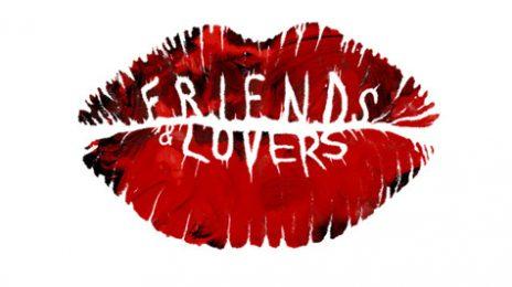 Marsha Ambrosius Releases 'Friends & Lovers' Album Cover