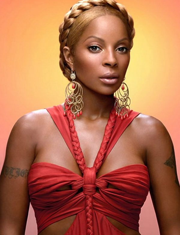 mary j blige 2014 1 600x783 New Song: Mary J. Blige   See That Boy Again (ft. Pharrell Williams)