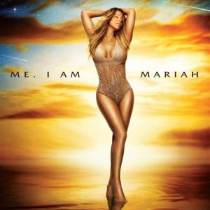 me i am mariah album cover. that grape juicejpg 300x300 Official Charts: Mariah Careys The Elusive Chanteuse Drops 40 Spots In One Week / Nicki Minaj Slips Out Of Top 50