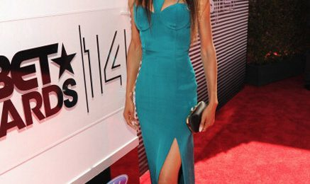 Red Carpet Arrivals:  BET Awards 2014