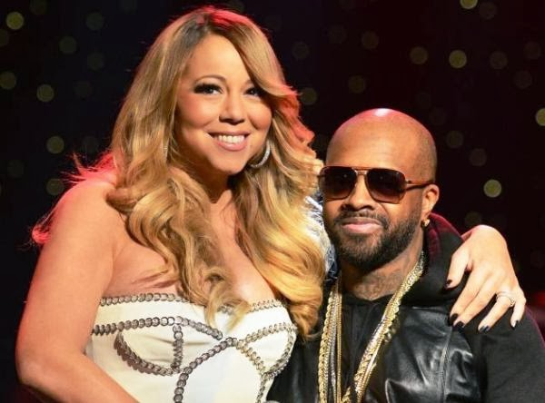 mimi jd 23 Clapback: Jermaine Dupri Pens Open Letter To Angry Mariah Carey Fans