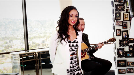 Exclusive: Mya Performs On 'Sole Sessions'