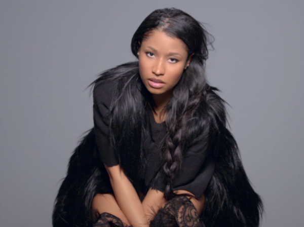 nicki minaj bet awards 2014 600x448 BET Awards 2014: Nicki Minaj, August Alsina, Jhene Aiko, & John Legend Join Performer Line Up