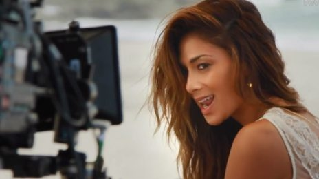 Behind The Scenes: Nicole Scherzinger - 'Your Love'