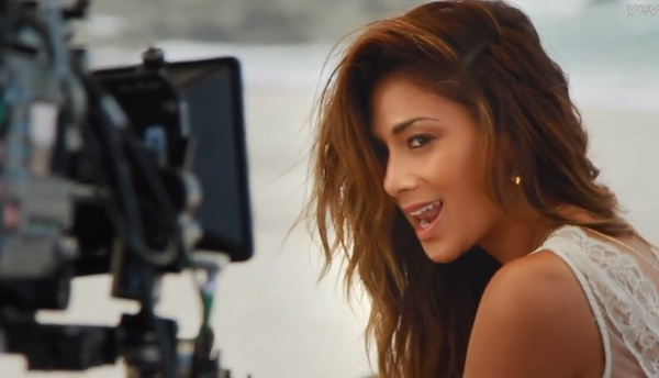 nicole scherzinger your love Behind The Scenes: Nicole Scherzinger   Your Love