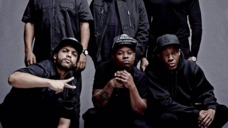 Hot Shot: Dr Dre & Ice Cube Reveal Cast Of N.W.A Biopic