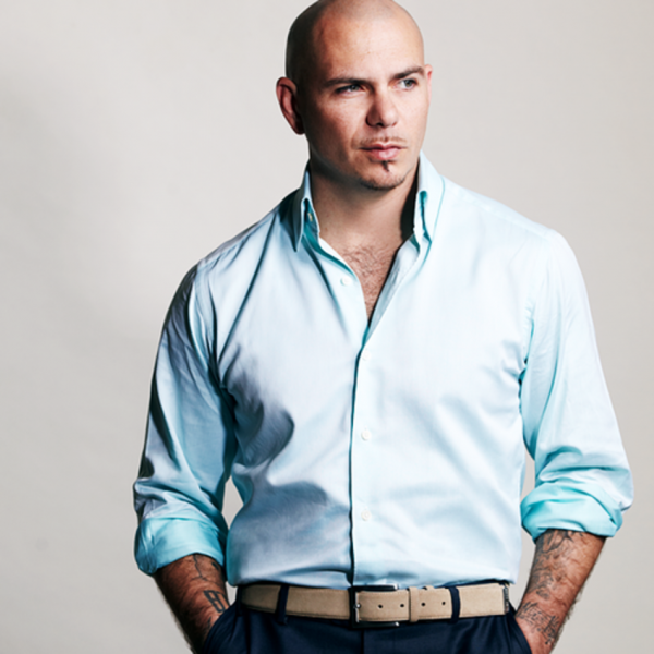 pitbull 2014 600x600 Pitbull To Receive Star On Hollywood Walk Of Fame