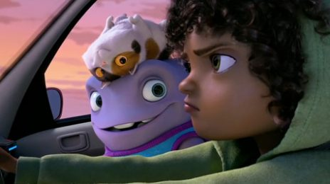 Movie Trailer: 'Home (Starring Rihanna)'