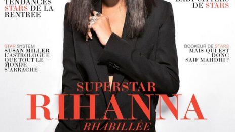 Hot Shot: Rihanna Covers 'Jalouse' Magazine