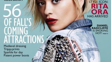 Rita Ora Stuns In Flare Magazine