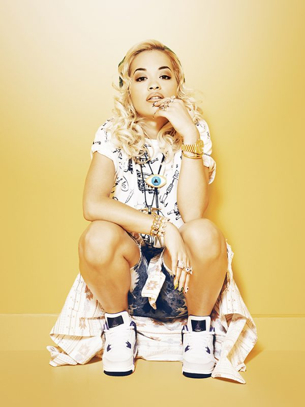 rita ora that grape juice 900 600x800 Rita Ora Warns Haters: I Have So Much More For You To Be Mad At