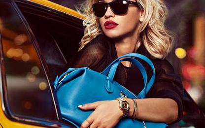 International Megastar: Rita Ora Swarmed By Shutterbugs In Los Angeles