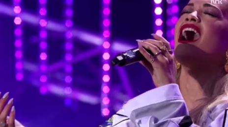 Watch: Rita Ora Performs Live At Norway's 'VG Lista'