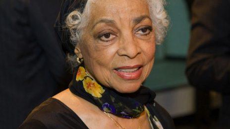 Report:  Screen Legend Ruby Dee Dead At 91