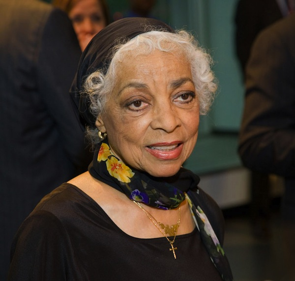 ruby dee thatgrapejuice 91 Report:  Screen Legend Ruby Dee Dead At 91