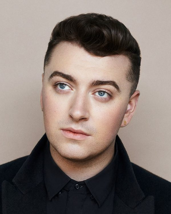 sam smith that grape juice 1 600x750 Sam Smith & Mary J.Blige Perform Stay With Me At The Apollo