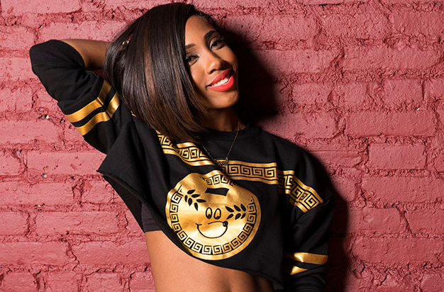 sevyn streeter that grape juice 1 she is diva 1 Watch: Sevyn Streeter Rocks 107.9 Birthday Bash With nEXt