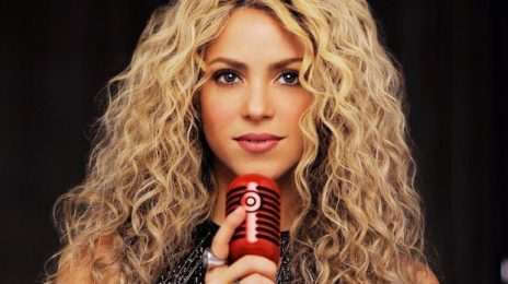 Report: Shakira To Perform At World Cup Closing Ceremony