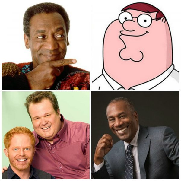 that grape juice TV dads 600x600 Its Fathers Day! Who Is TVs Best and Worst Dads?