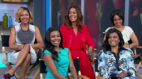 Watch: 'Think Like A Man Too' Female Stars Visit 'GMA'