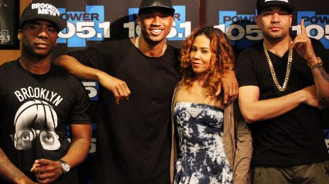 Watch: Trey Songz Weighs In On Chris Brown & August Alsina Troubles On 'The Breakfast Club'