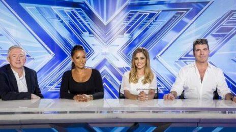 Hot Shot: Cheryl Cole & Mel B Shine On 'X Factor' Panel