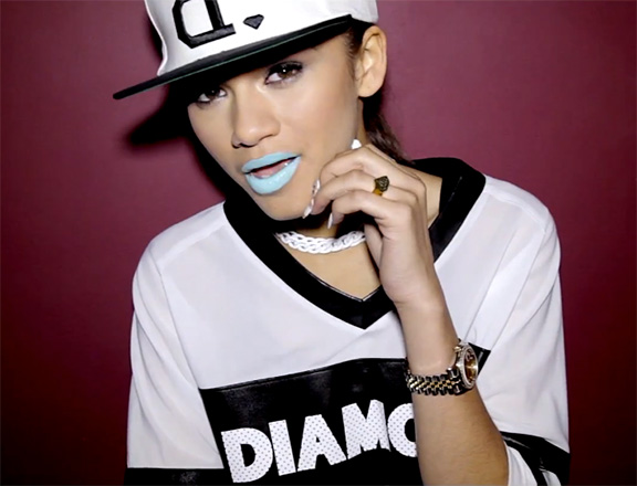zendaya that grape juice 15 9 Report: Zendaya To Portray Aaliyah In Lifetime Biopic