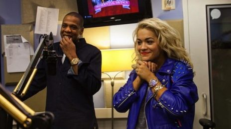 Rita Ora Nabs Jay Z Collaboration For New Album
