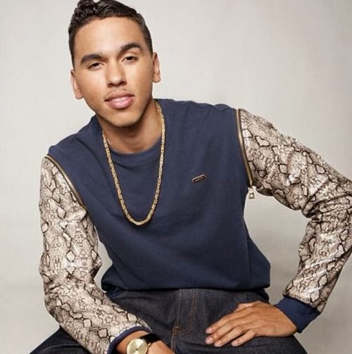 Adrian Marcel that grape juice 2014 1 New Music: Adrian Marcel   Weak After Next (Mix Tape)