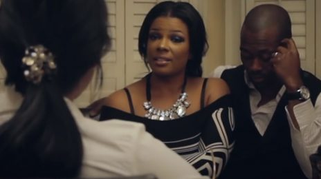 New Video:  Syleena Johnson - 'Perfectly Worthless'