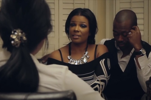 Syleena Johson Perfectly Worthless Video thatgrapejice New Video:  Syleena Johnson   Perfectly Worthless