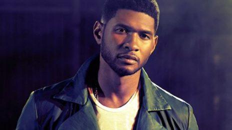 Usher Debuts Disclosure Remix Of 'Good Kisser'