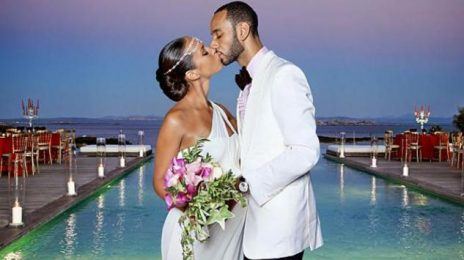 Alicia Keys & Swizz Beatz Expecting Baby #2