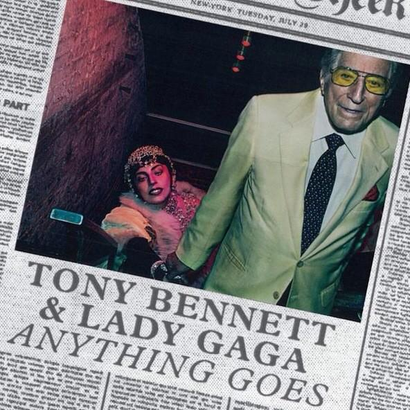 anything goes tony bennett lady gaga New Song: Lady GaGa & Tony Bennett   Anything Goes