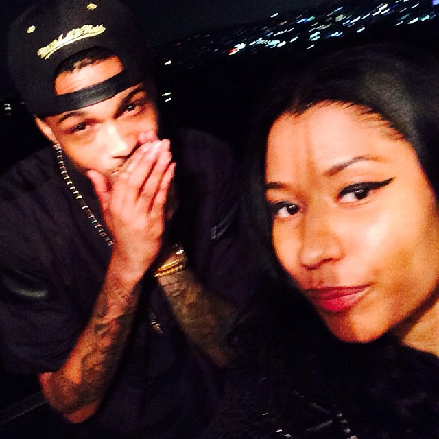 is august alsina and nicki minaj dating 2014