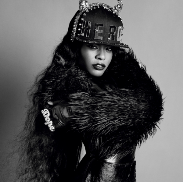 azealia banks heavy metal reflective thatgrapejuice 600x597 Sneak Peek: Azealia Banks   Heavy Metal And Reflective Video