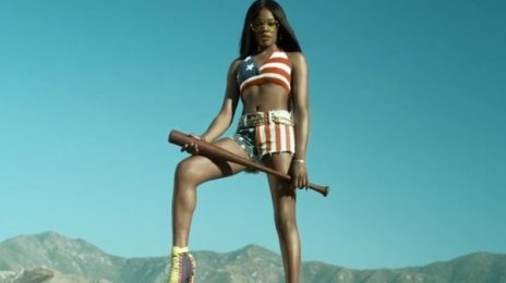 New Song: Azealia Banks - 'Heavy Metal And Reflective (Snippet)'