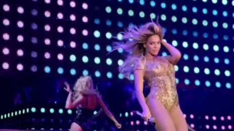 Watch: Beyonce Performs 'Blow' On 'Beyonce x10'