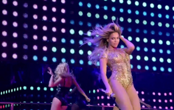 beyonce blow Watch: Beyonce Performs Blow On Beyonce x10