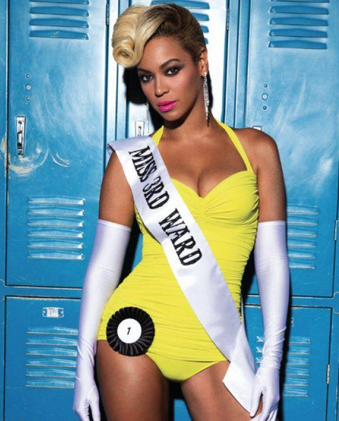 beyonce that grape juice 2013 beyonce album Rock & Roll Hall of Fame To Introduce Beyonce Exhibit