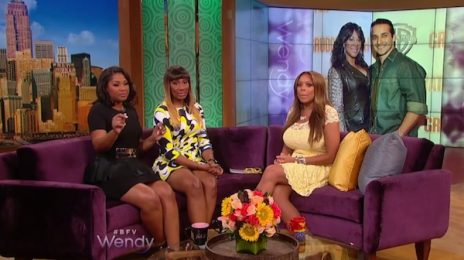 Trina & Towanda Braxton Visit 'Wendy' / Dish On 'Braxton Family Values' Season 4